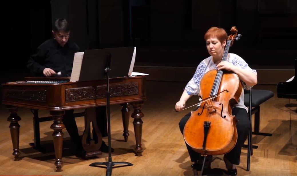 Vidéo concert au CRR - Airs bohémiens